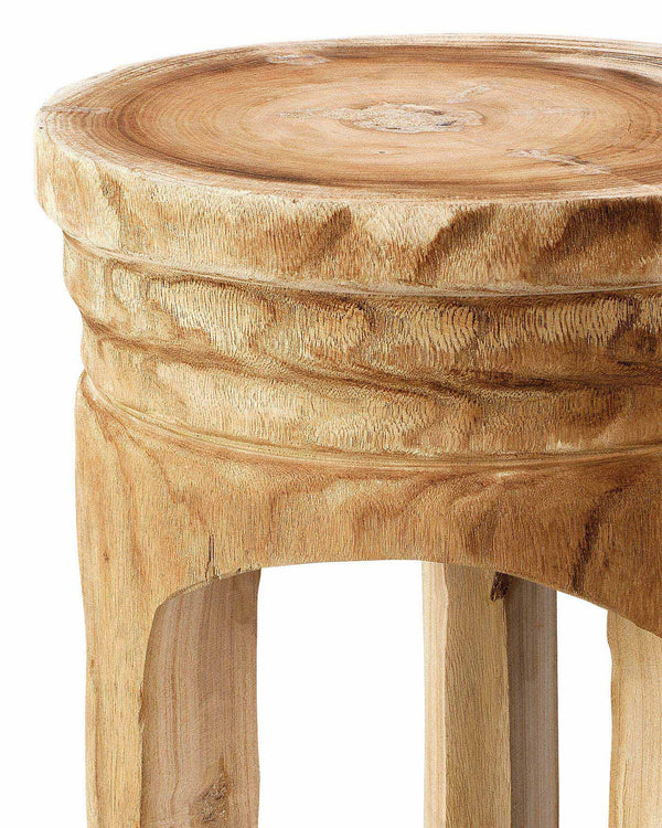 Mesa Wooden Side Table