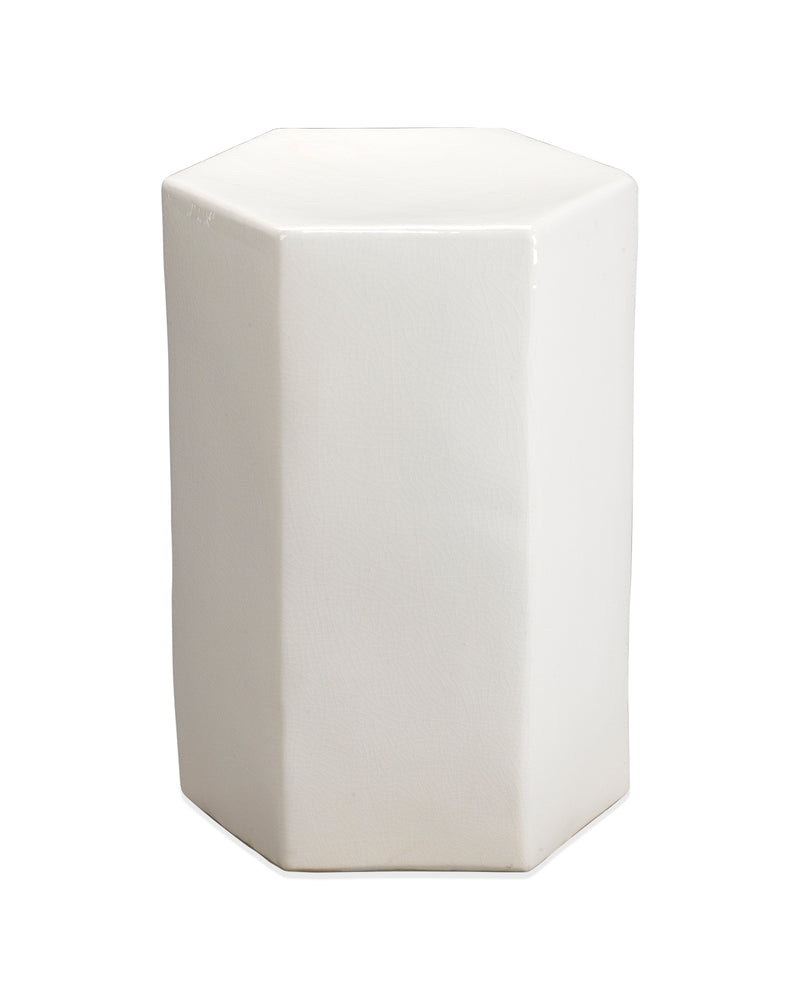 small, white | porto side table