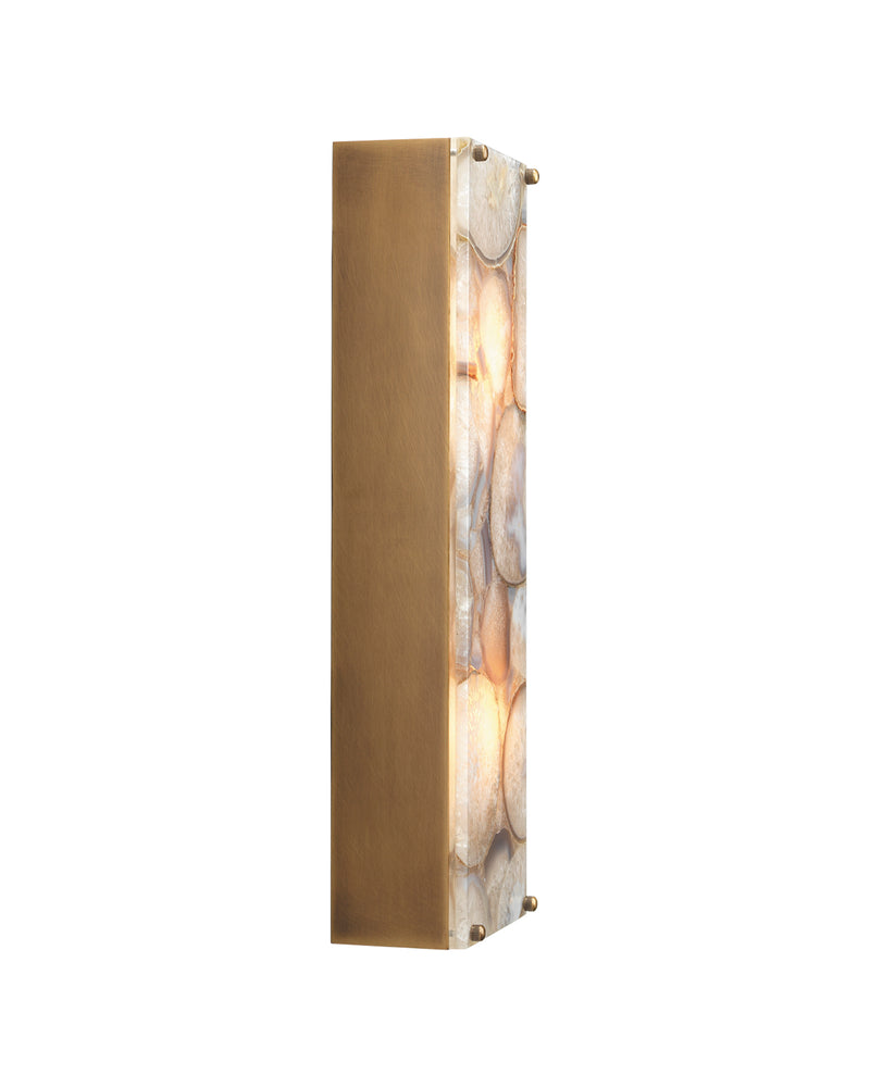adeline rectangle wall sconce