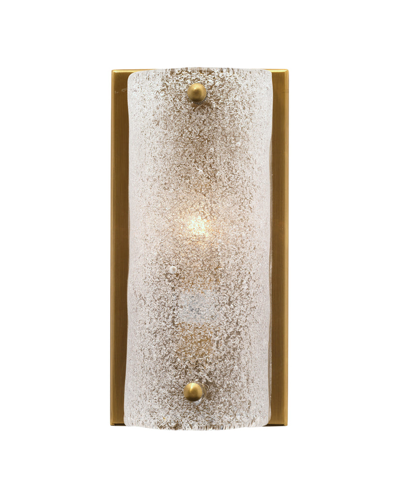 moet  rounded sconce