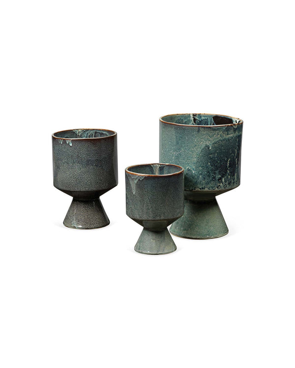 Berkeley Pots (set of three)