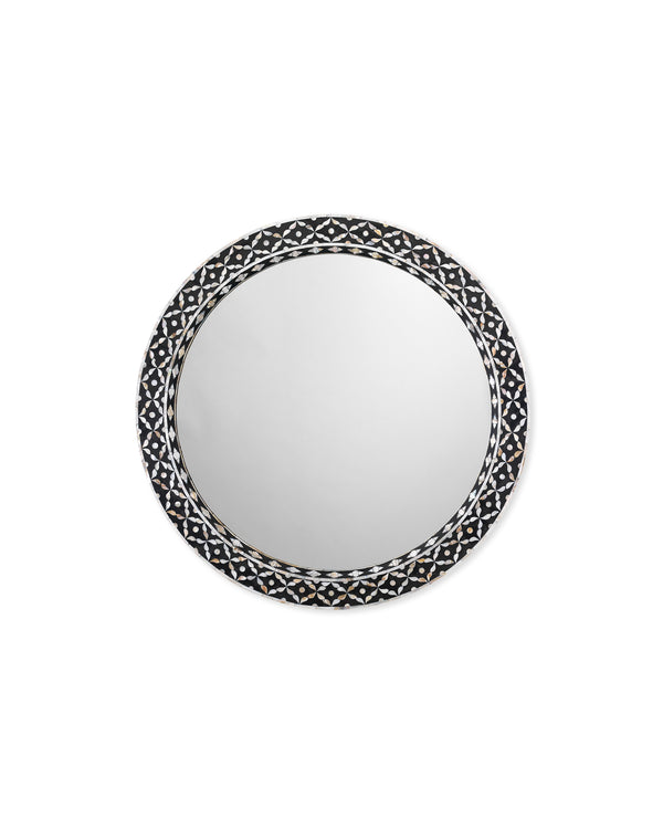 Evelyn Round Mirror