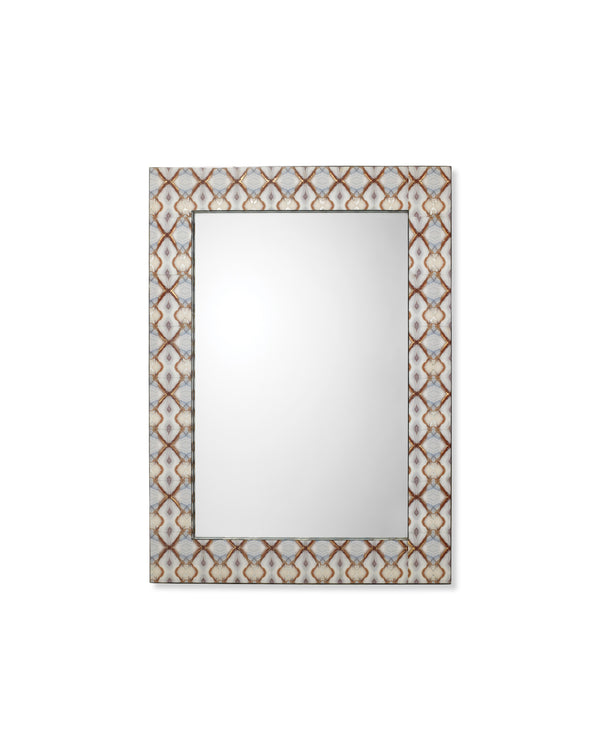 Kaleidoscope Rectangle Mirror