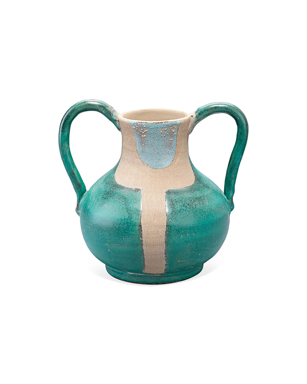 Maye Two Handled Vessel
