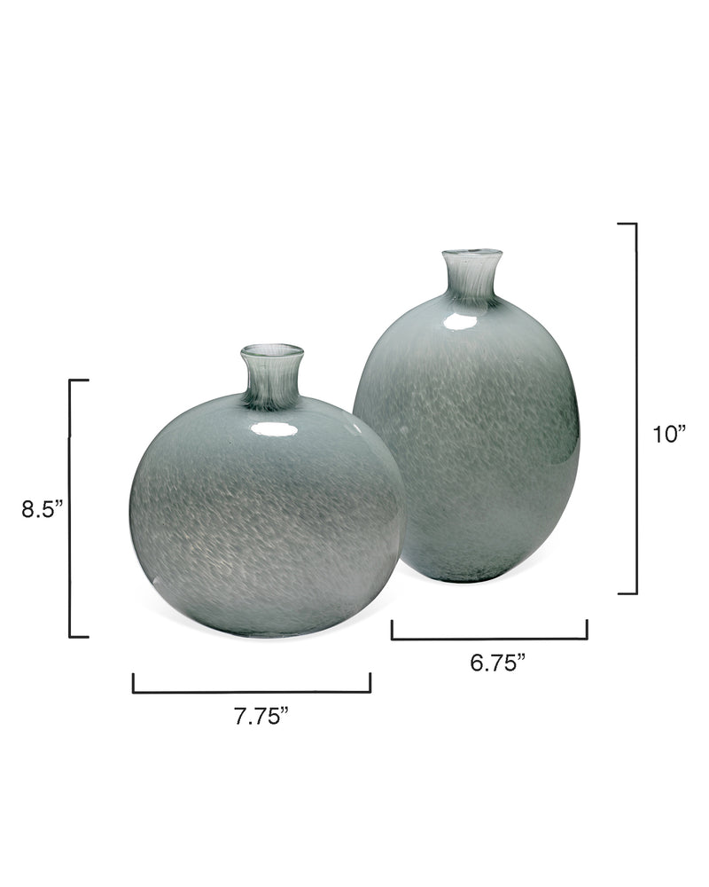 minx vase (set of two)
