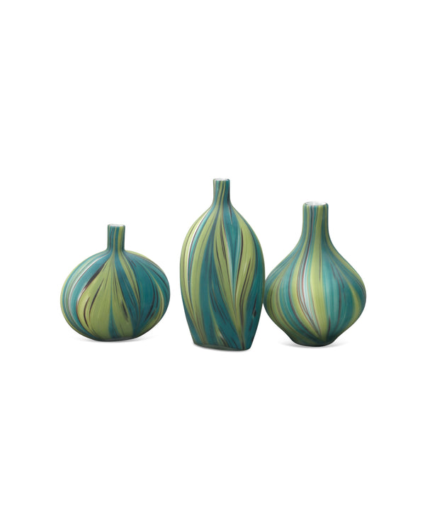 Stream Vessels (Set Of 3)