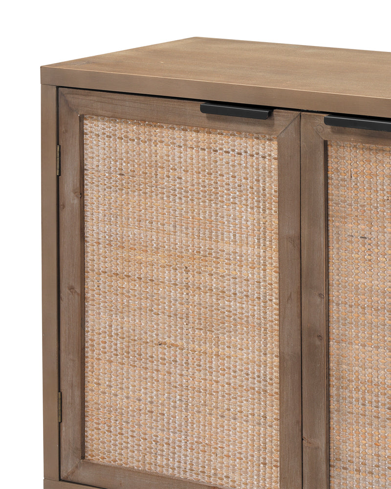 reed 2 door accent cabinet