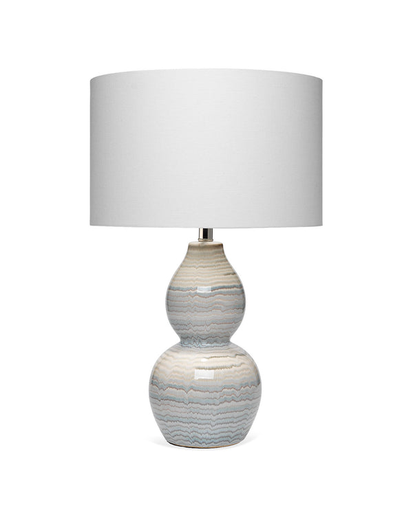 Catalina Wave Table Lamp