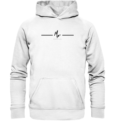 M.Fauchez Clothes Hoodie Weiss - Basic Unisex Hoodie