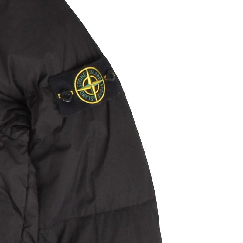 STONE ISLAND REAL DOWN JACKET