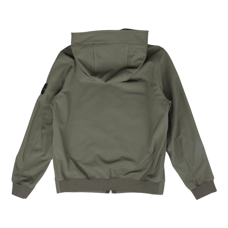 STONE ISLAND SOFT SHELL-R JACKET