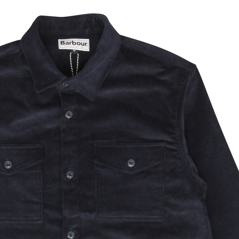 BARBOUR TAILORED CORD OVERSHIRT