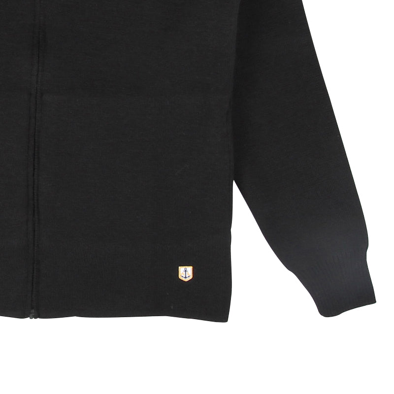 ARMOR LUX ZIPPED HERITAGE CARDIGAN