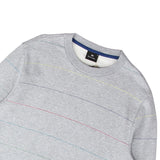 PAUL SMITH THIN STRIPE SWEATSHIRT