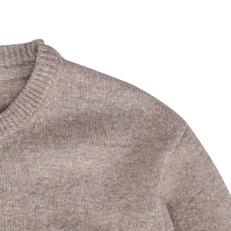 BARBOUR PATCH SWEATER
