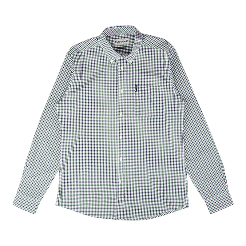 BARBOUR GINGHAM 16 TF SHIRT