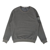 STONE ISLAND TERRY FLEECE GHOST PIECE SWEATSHIRT