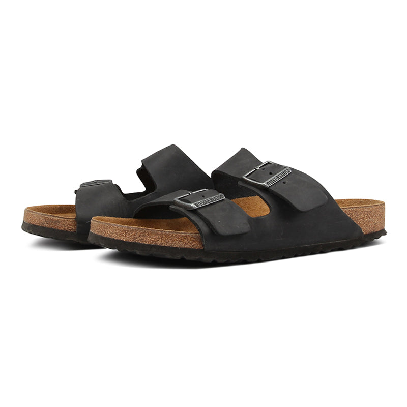 BIRKENSTOCK WAXED LEATHER ARIZONA