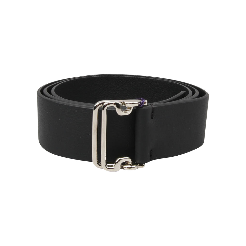 ANDERSON'S LEATHER BUCKLE BELT