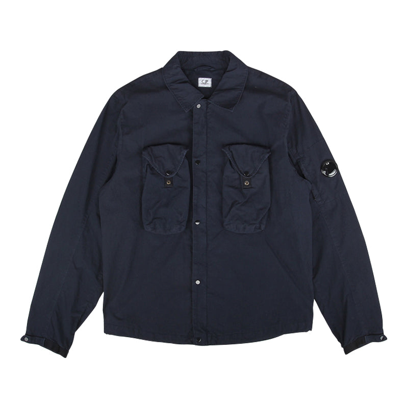 C.P. COMPANY TOTAL ECLIPSE OVERSHIRT