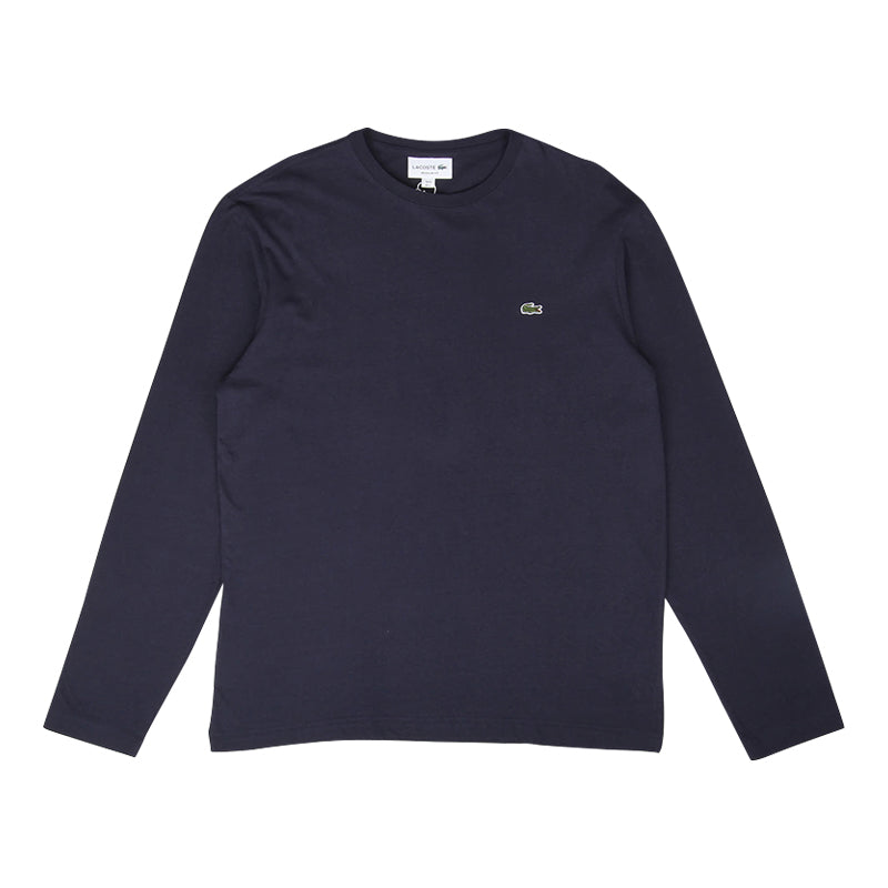 LACOSTE CLASSIC EMBROIDERED LONGSLEEVE
