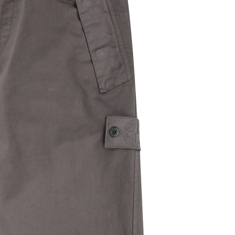 STONE ISLAND GHOST STRETCH SATIN PANT