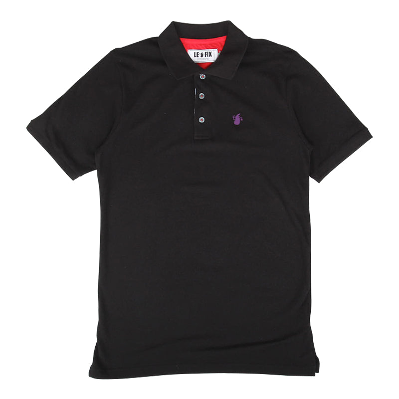 LE FIX SHORT SLEEVE POLO
