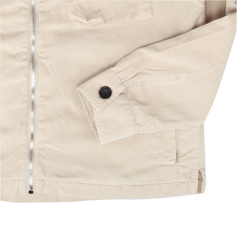 PAUL SMITH CORDUROY ZIPPED OVERSHIRT