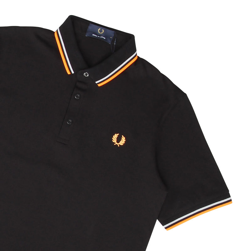 FRED PERRY MADE IN JAPAN PIQUE POLO