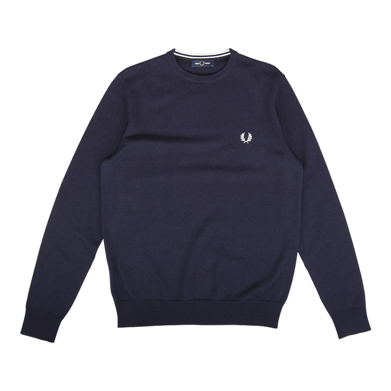 FRED PERRY C/N KNIT JUMPER