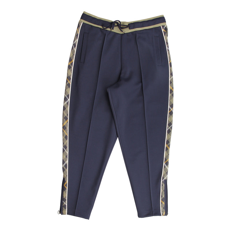 FRED PERRY X NICHOLAS DALEY TARTAN TRACKPANTS
