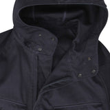 STONE ISLAND RASO GOMMATO DOUBLE GHOST PIECE JACKET
