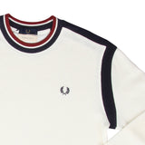FRED PERRY X NICHOLAS DALEY TOWELLING CREWNECK