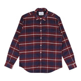 PORTUGUESE FLANNEL CRUISE CHECK SHIRT