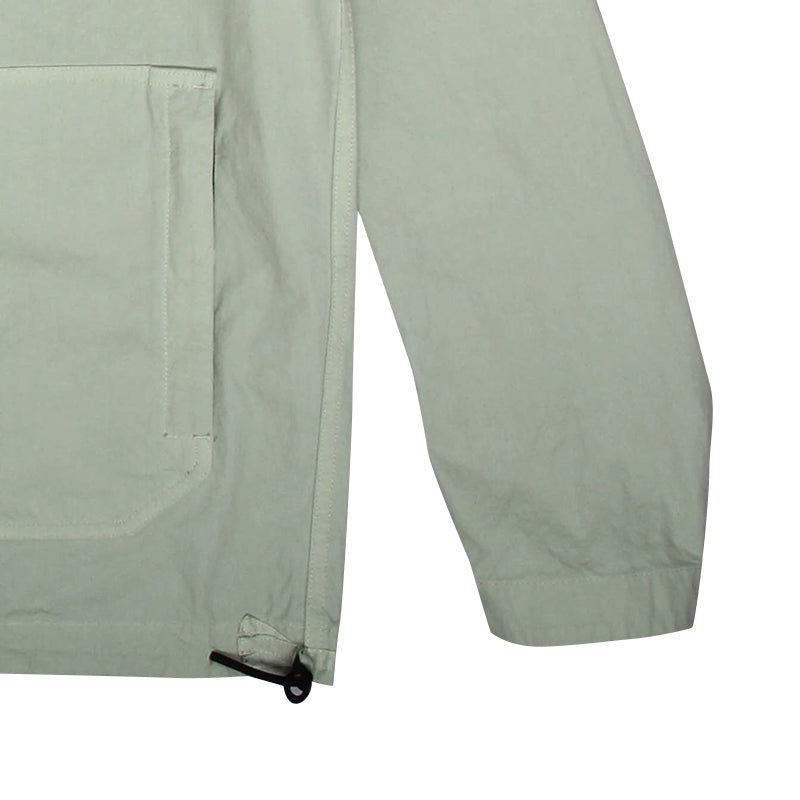 STONE ISLAND COTTON CORDURA JACKET