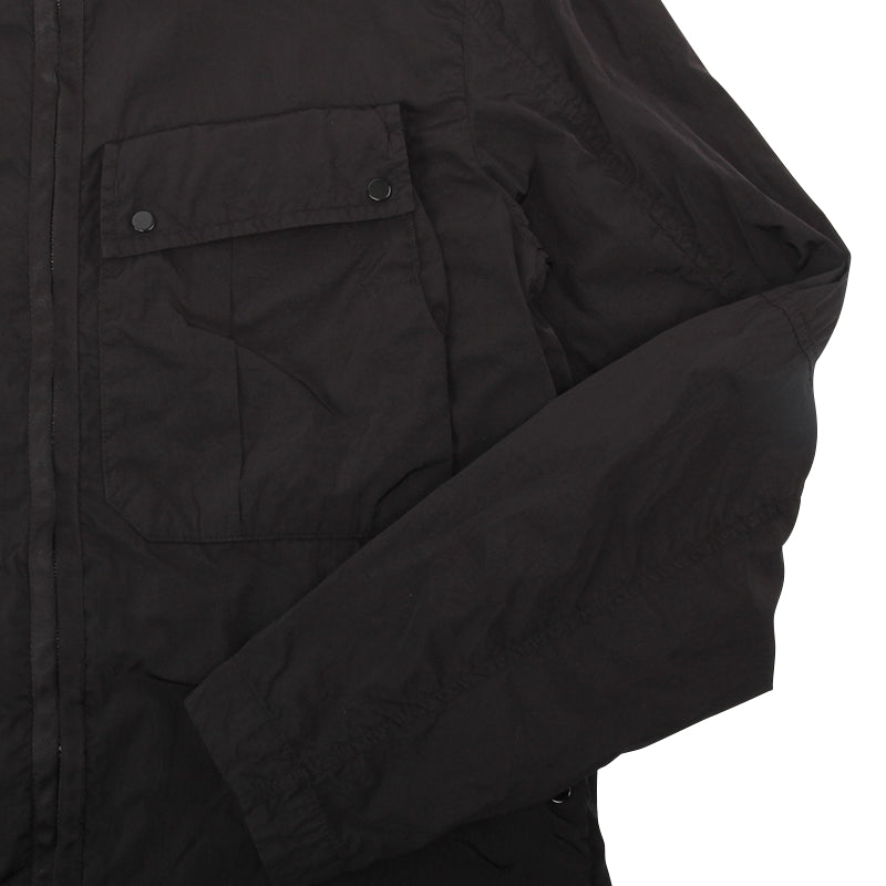 C.P. COMPANY CHROME-R MIXED OVERSHIRT