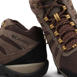 COLUMBIA REDMOND V2 MID WATERPROOF BOOTS