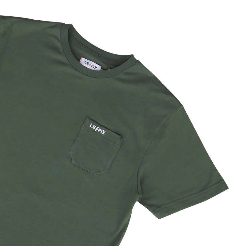 LE FIX POCKET T-SHIRT