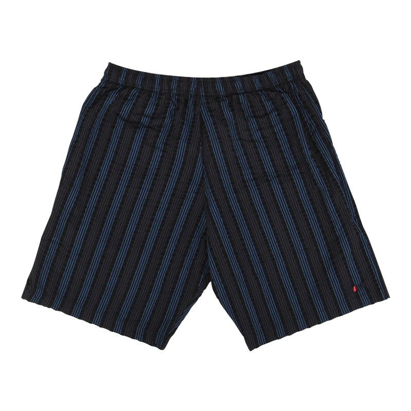 LE FIX VERTICAL STRIPE SHORTS