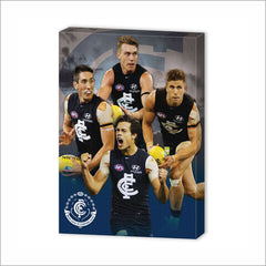 CARLTON PLAYER CANVAS