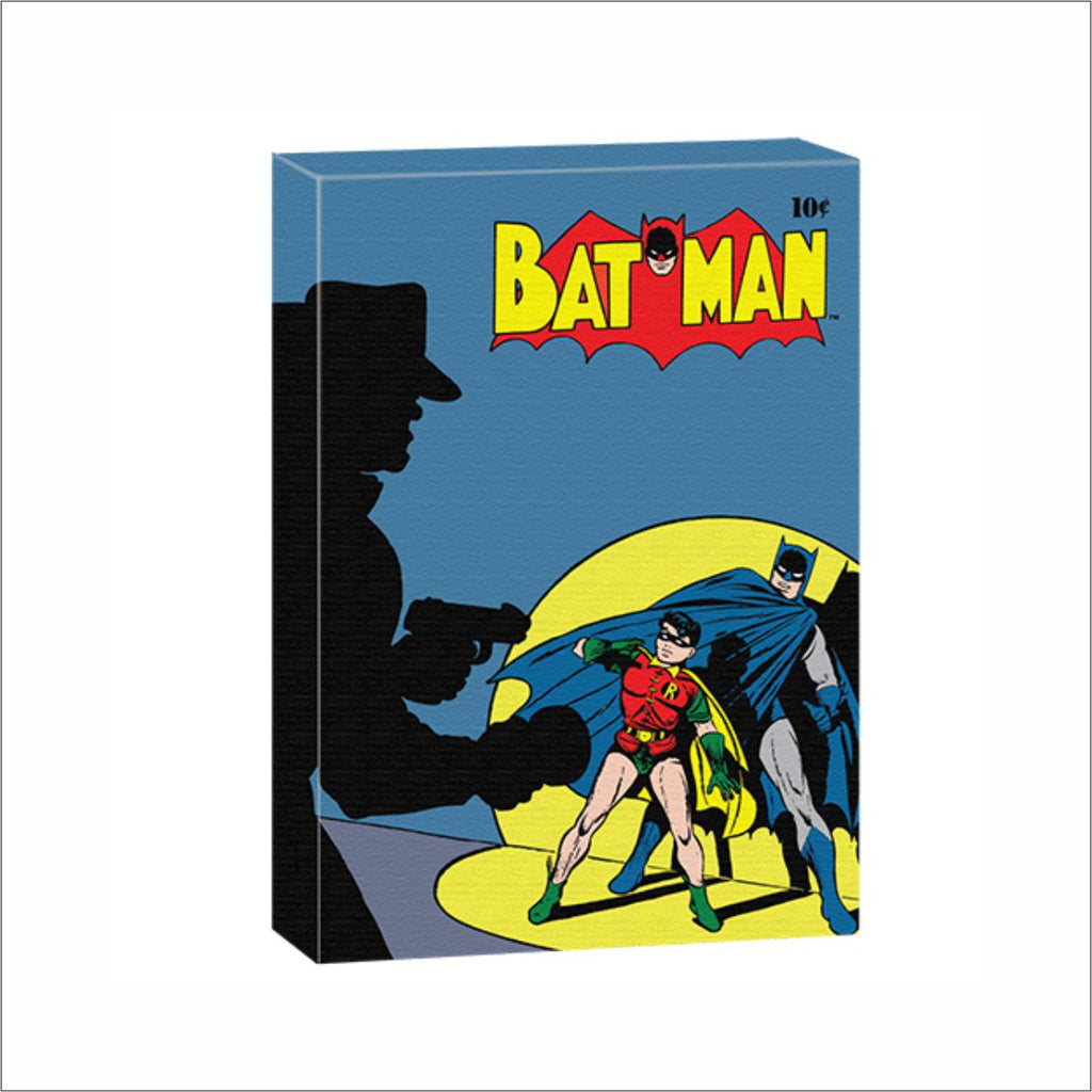 BATMAN & ROBIN SPOTLIGHT CANVAS