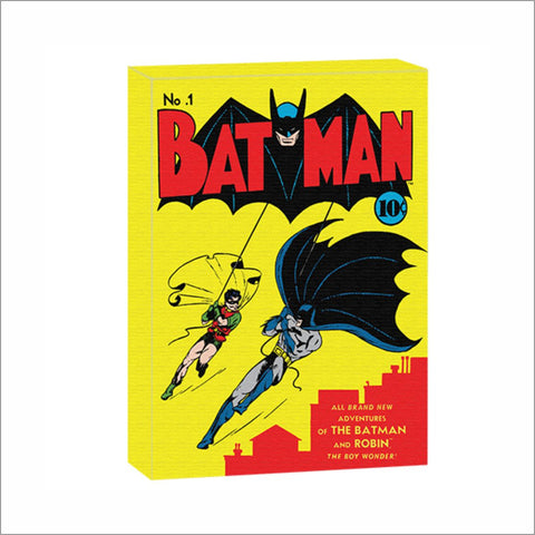 BATMAN & ROBIN GRAPPLE CANVAS