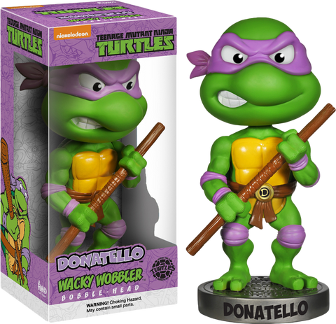Teenage Mutant Ninja Turtles - TMNT Donatello Wacky Wobbler