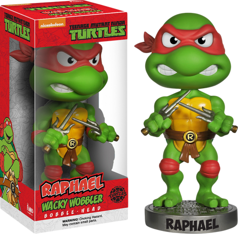 Teenage Mutant Ninja Turtles - TMNT Raphael Wacky Wobbler