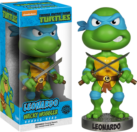 Teenage Mutant Ninja Turtles - TMNT Leonardo Wacky Wobbler