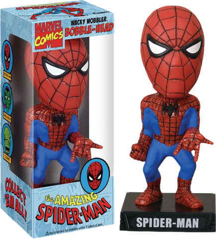 Spiderman - Wacky Wobbler
