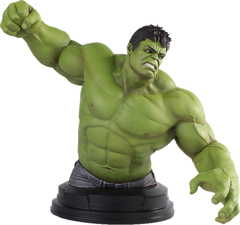 Collectable -Avengers Movie - Hulk Mini Bust