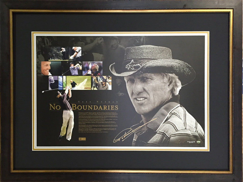 Greg Norman - No Boundaries