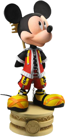 Kingdom Hearts - King Mickey Headknocker