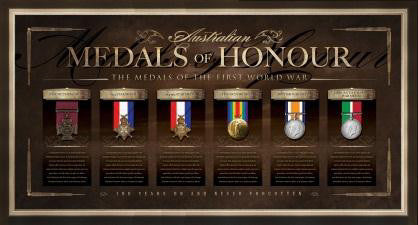 ANZAC Medals of Honour